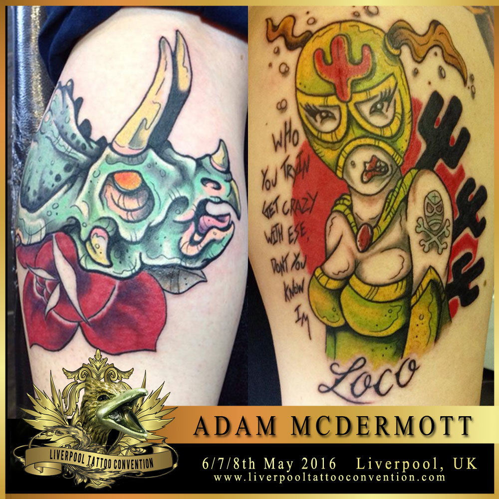 adam mcdermott liverpool tattoo convention. Black Bedroom Furniture Sets. Home Design Ideas
