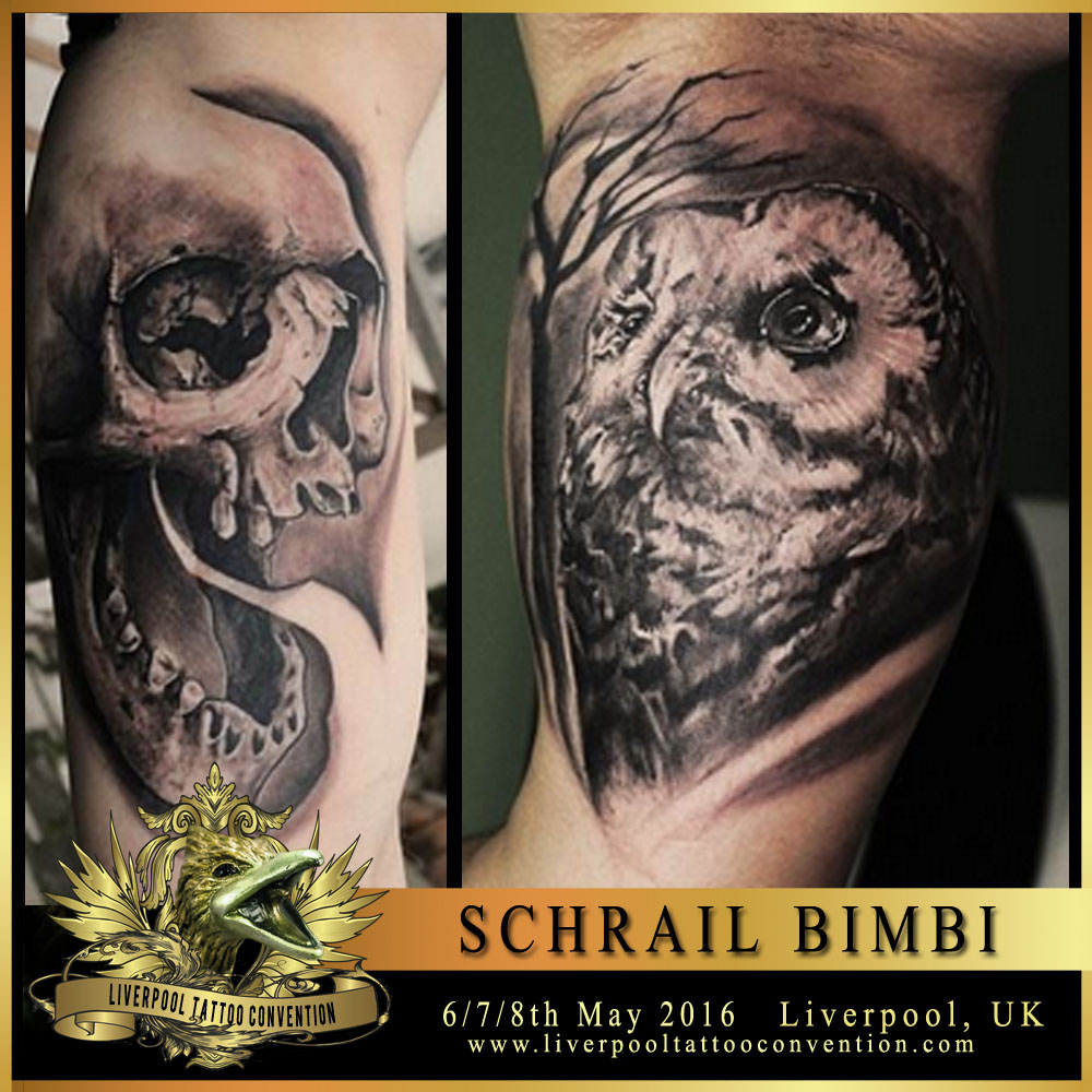 schrail bimbi liverpool tattoo convention. Black Bedroom Furniture Sets. Home Design Ideas