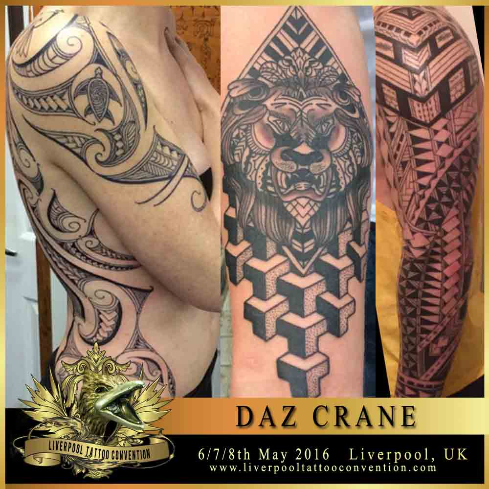 daz crane liverpool tattoo convention. Black Bedroom Furniture Sets. Home Design Ideas