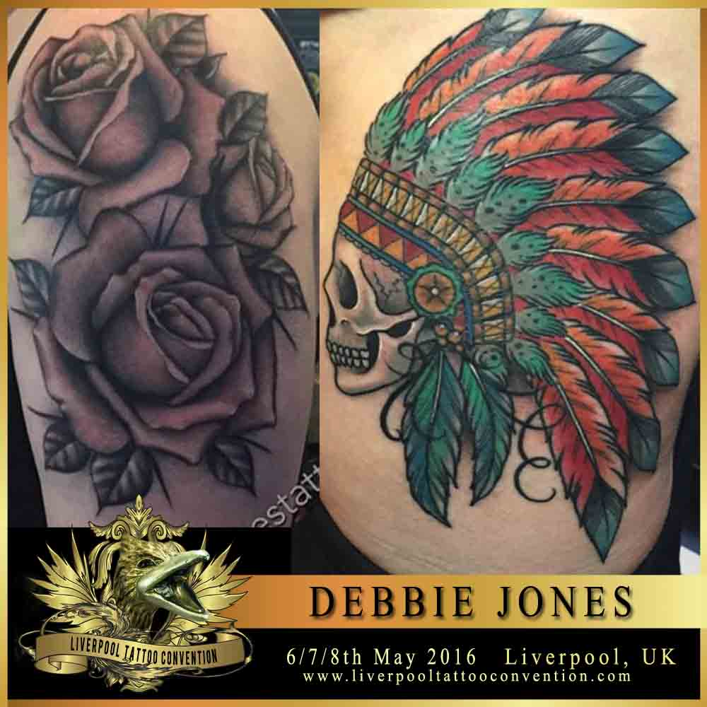 debbie jones liverpool tattoo convention. Black Bedroom Furniture Sets. Home Design Ideas
