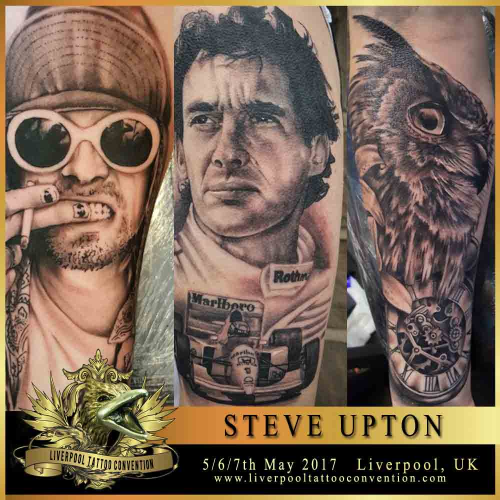 steve upton liverpool tattoo convention. Black Bedroom Furniture Sets. Home Design Ideas